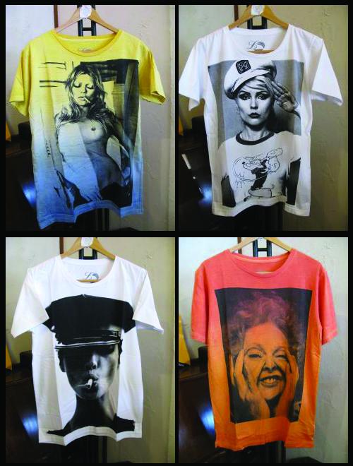 Lalalove LondonTシャツ-1
